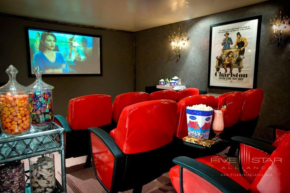 Cinema at Twelve Apostles Hotel