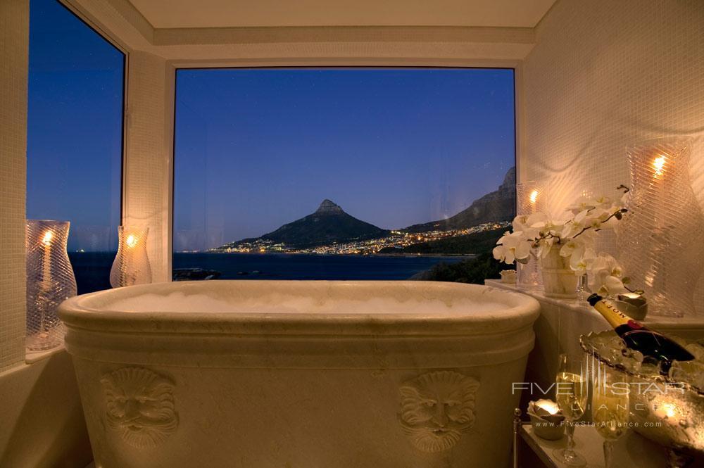 Presidential Suite Bath at Twelve Apostles Hotel