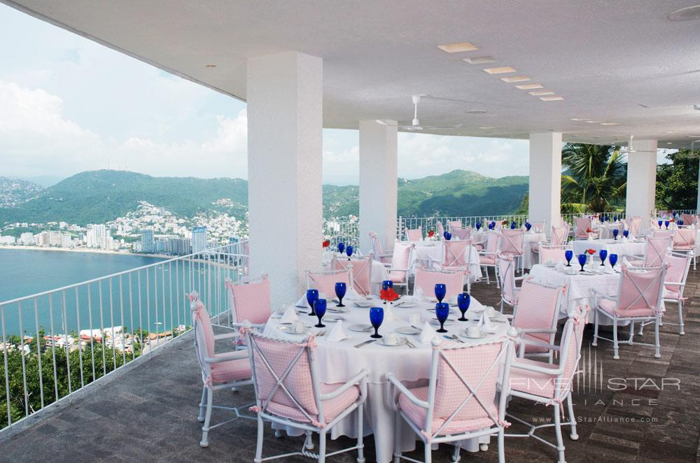 Waterview Dining at Las Brisas Acapulco HotelMexico