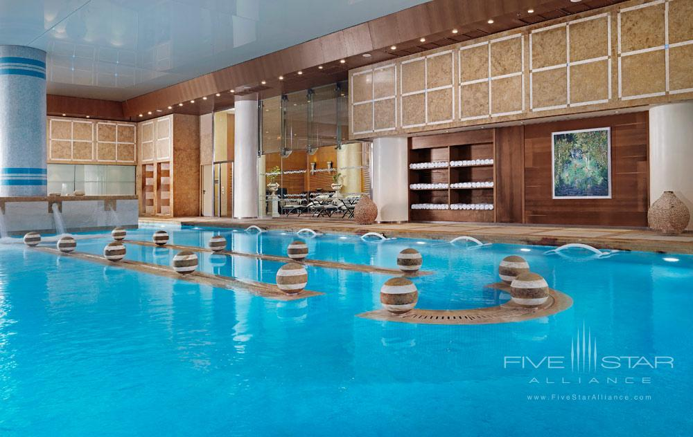 Thalassotherapy Pool at Divani Apollon Palace And Spa Greece