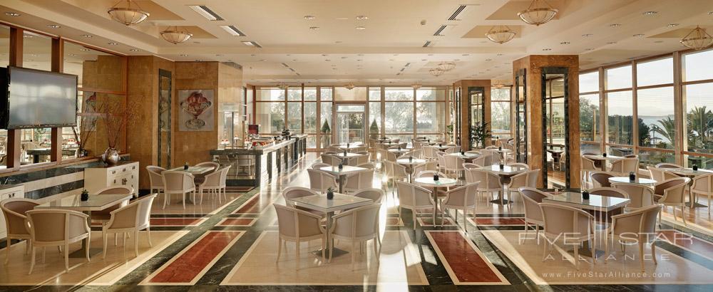 Lounge at Divani Apollon Palace And SpaGreece