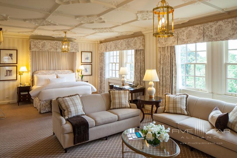 The Hay-Adams Hotel