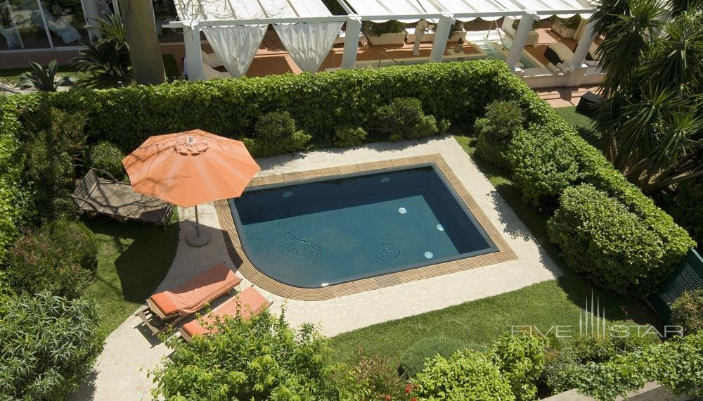 Athena Suite with Pool at Capri Palace Resort and SpaItaly