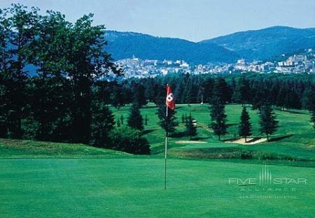 Fiuggi Golf Course