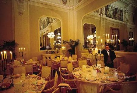 Gala Dinner in Four Continents