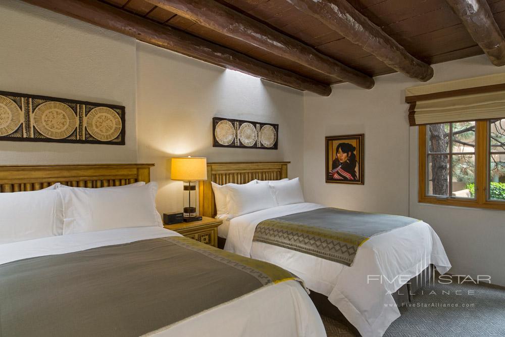 Double Queen Guest Room at La Posada De Santa Fe Resort and Spa, Santa Fe, NM