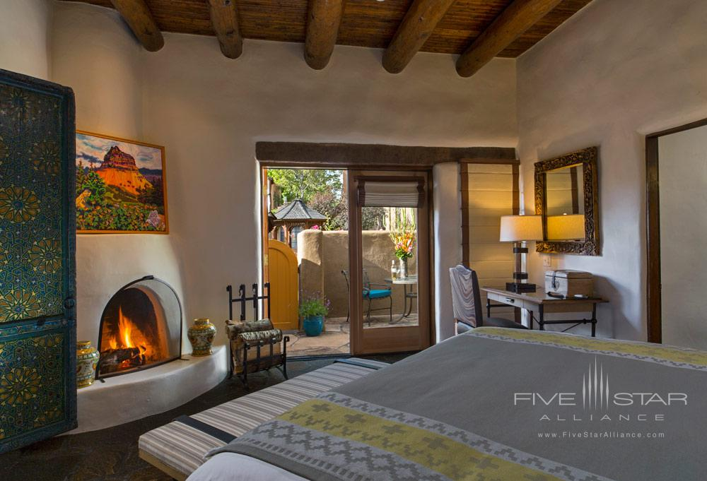 Baca Suite at La Posada De Santa Fe Resort and Spa, Santa Fe, NM