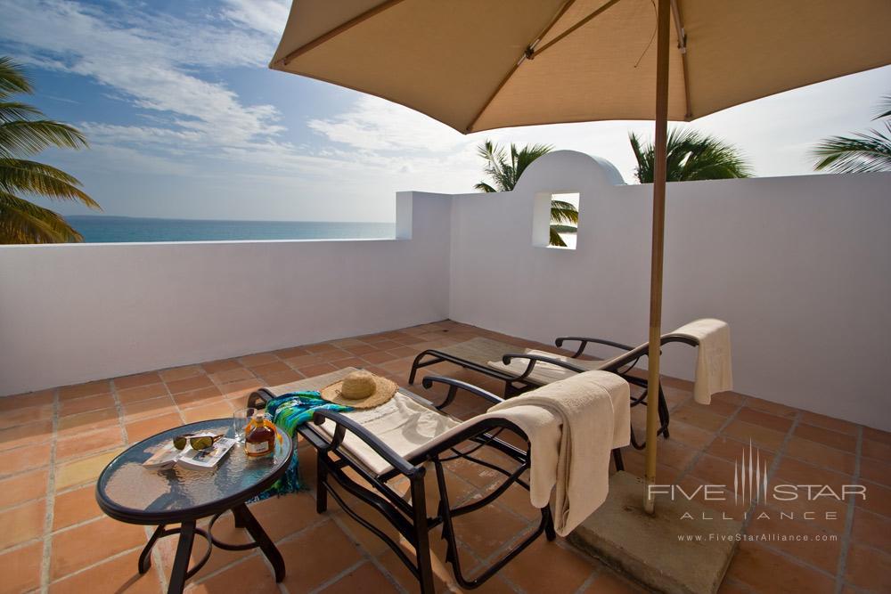 Cap Juluca rooftop terraceMaundays BayAnguilla