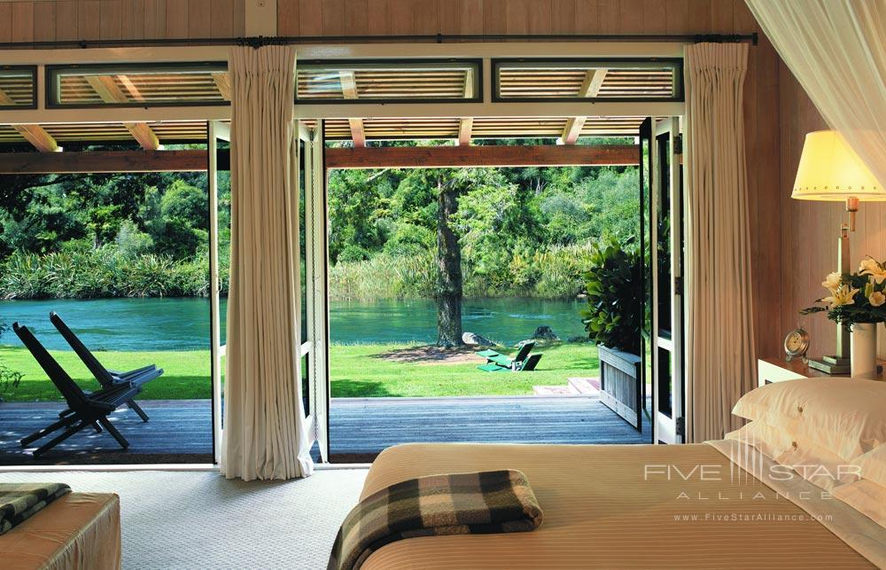 Lodge Suite at The Huka LodgeNew Zealand