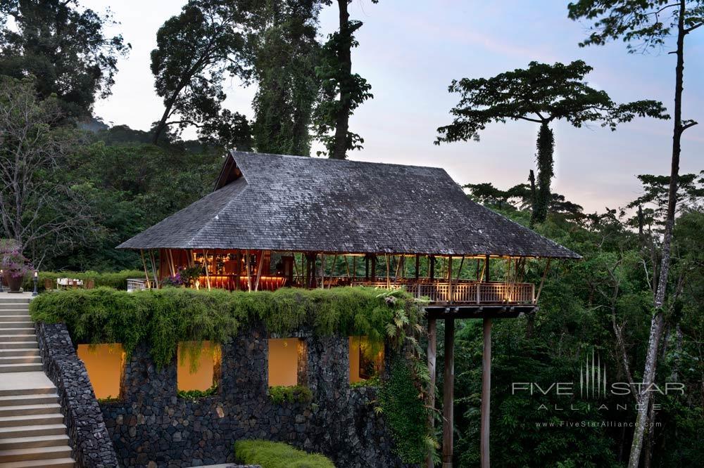 Pavilion Exterior at The Datai LangkawiMalaysia