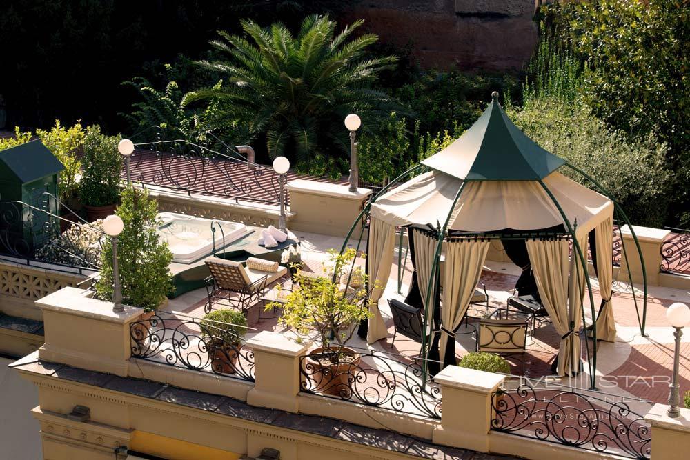 Via Veneto Suite at Hotel Majestic RomaItaly
