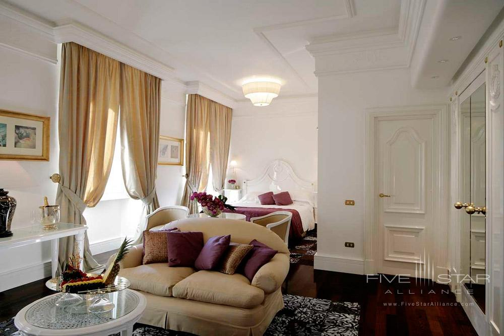 JR Suite at Hotel Majestic Roma, Italy