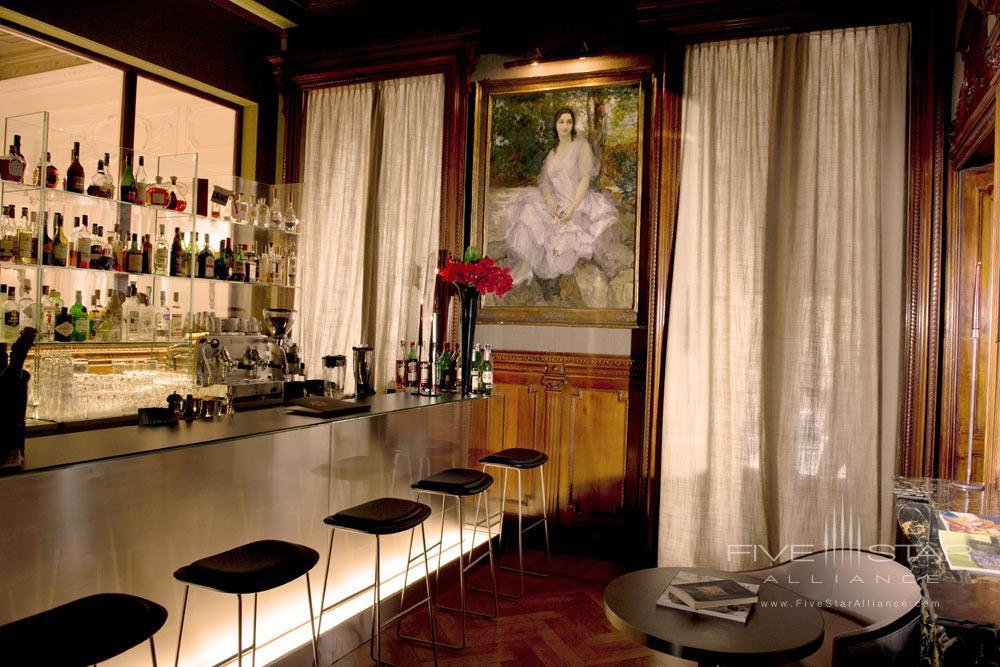 Majestic Bar at Hotel Majestic RomaItaly