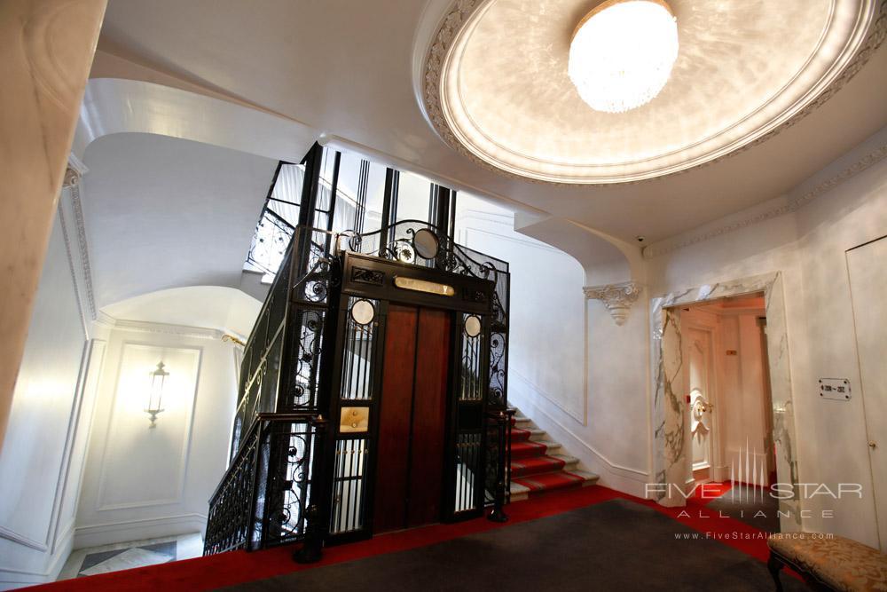 Hotel Majestic Roma, Italy