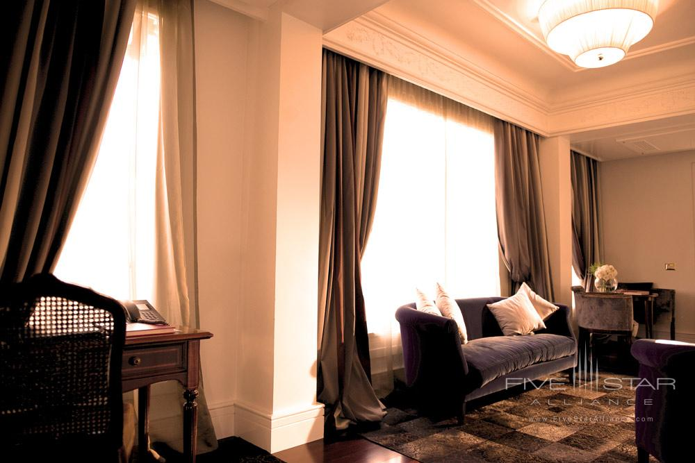 One Bedroom Suite at Hotel Majestic RomaItaly
