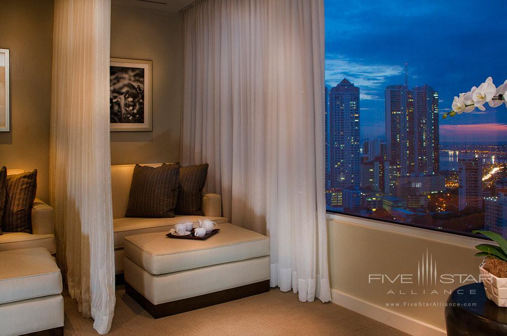 Spa and Relaxation Lounge at The Bristol Panama CityPanama