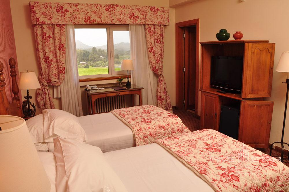Standard Room with Twin Beds at Llao Llao Hotel BarilocheArgentina