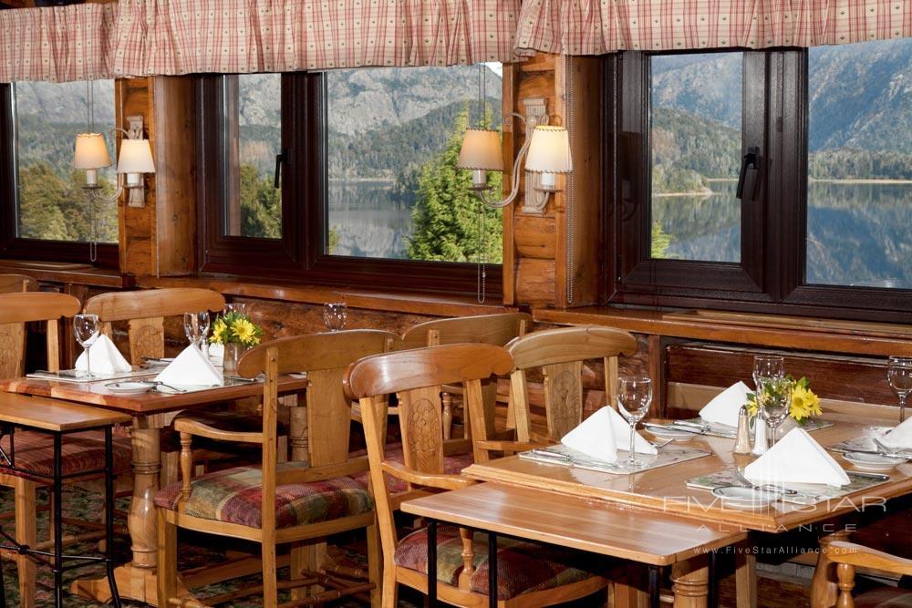 Patagonia Coffee Shop at Llao Llao Hotel BarilocheArgentina
