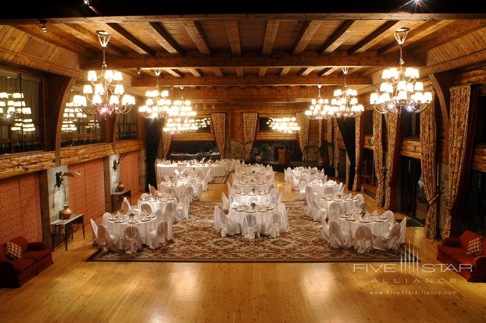 Meeting Room at Llao Llao Hotel BarilocheArgentina