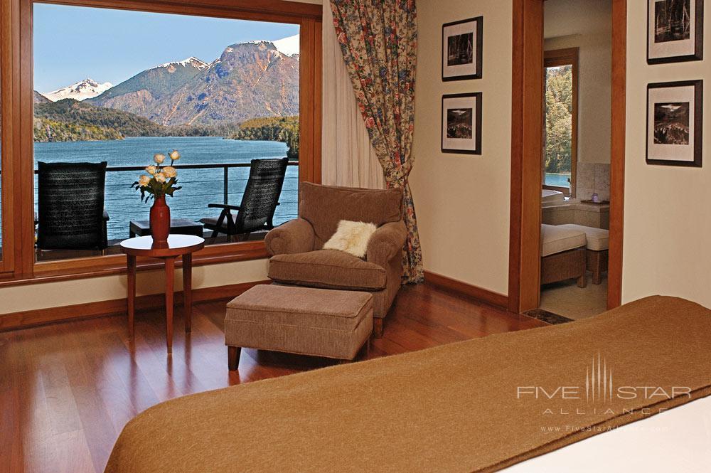 Deluxe Moreno Studio with Lake View at Llao Llao Hotel BarilocheArgentina