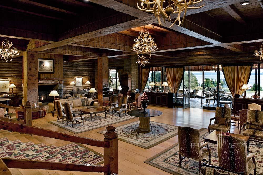 Lobby Bar at Llao Llao Hotel and Resort
