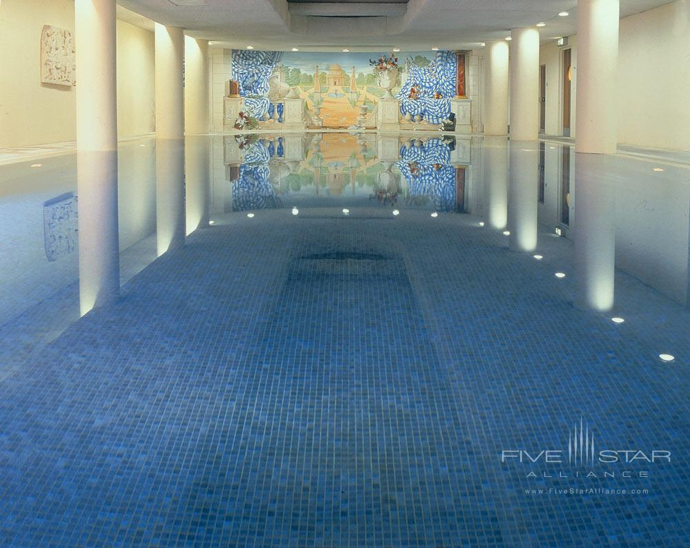 Indoor Pool at The MerrionDublin