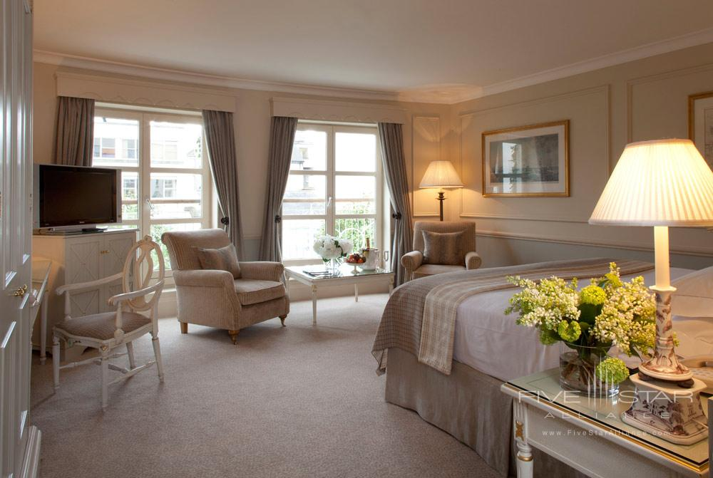 Superior King Guest Room at The MerrionDublin