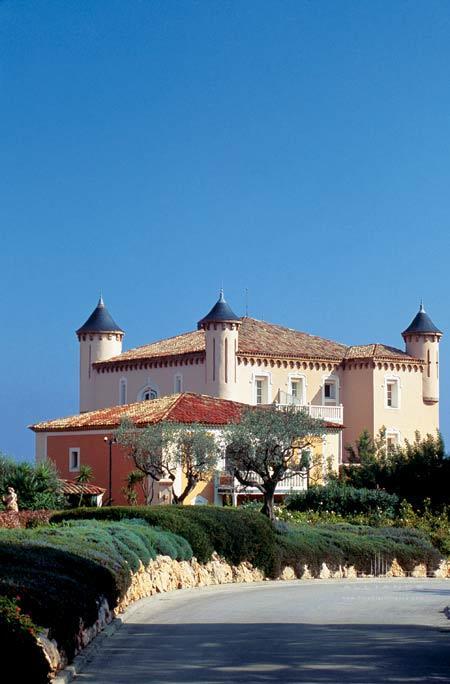 Chateau De La Messardiere