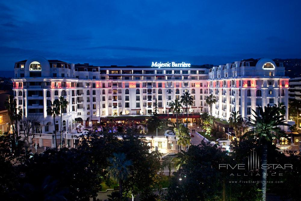 Hotel Barriere Le Majestic CannesFrance