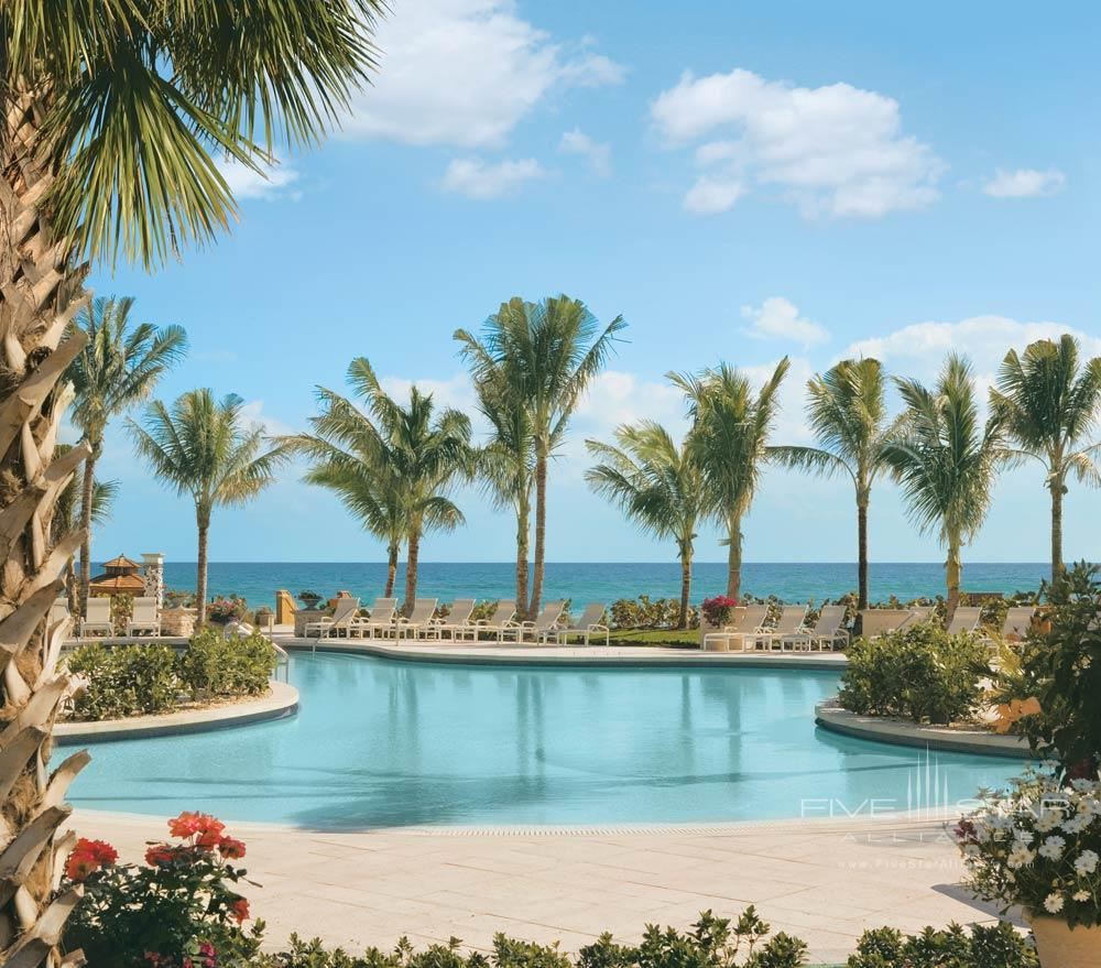 Outdoor Pool at The Breakers, FL