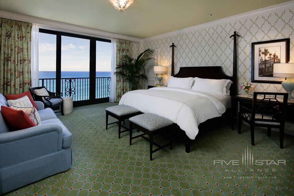 Ocean Front Suite at The Breakers, FL