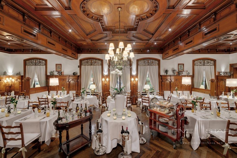 Dining room at Europaeischer Hof Hotel EuropaGermany