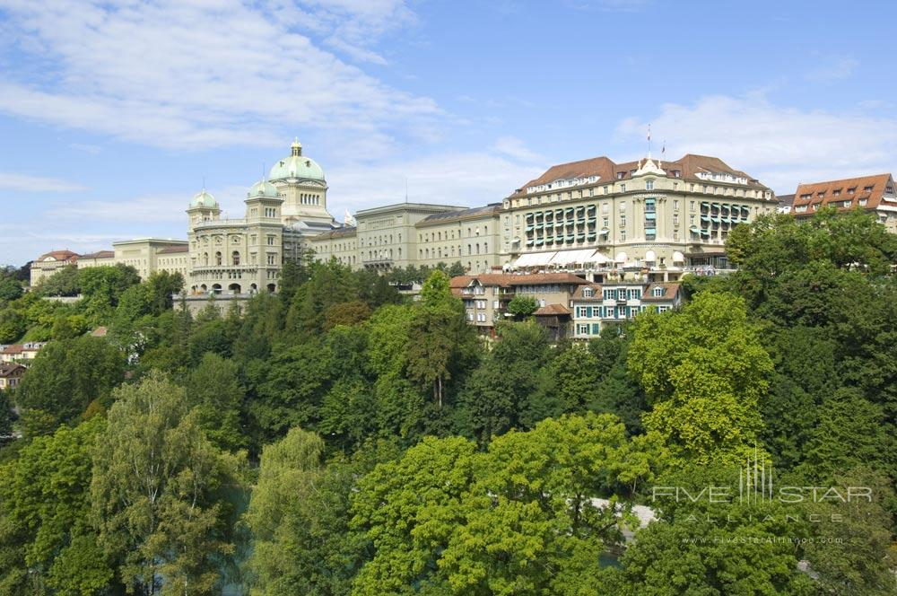 Bellevue PalaceBerneSwitzerland
