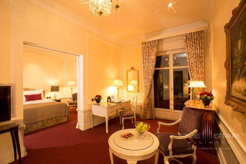 Junior Suite at Bellevue PalaceBerneSwitzerland