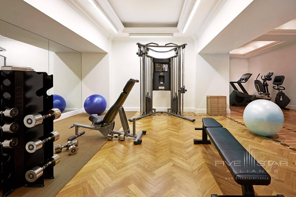 Fitness Center at King George Palace AthensGreece