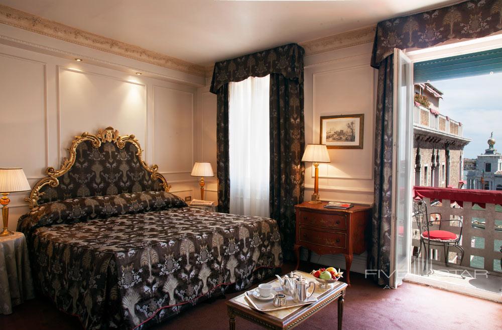 Junior Suite at Bauer Palazzo, Venice, Italy