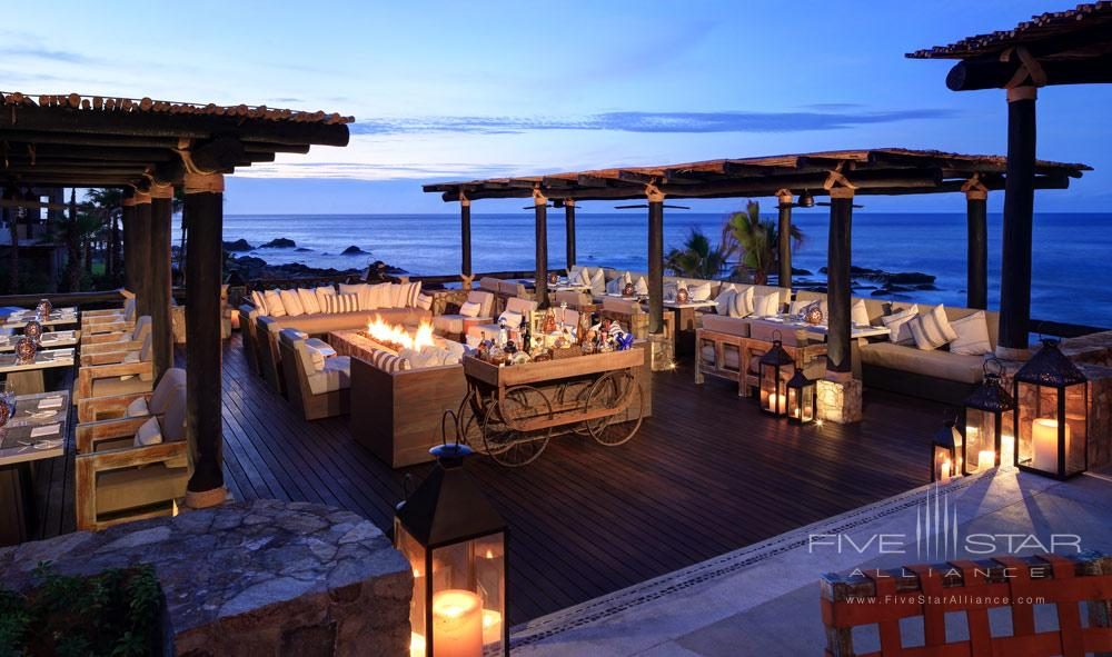 The Lounge Bar at Esperanza Resort, CAbo San Lucas, Mexico