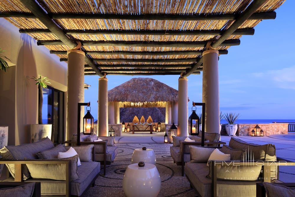 Lobby of Esperanza Resort, CAbo San Lucas, Mexico