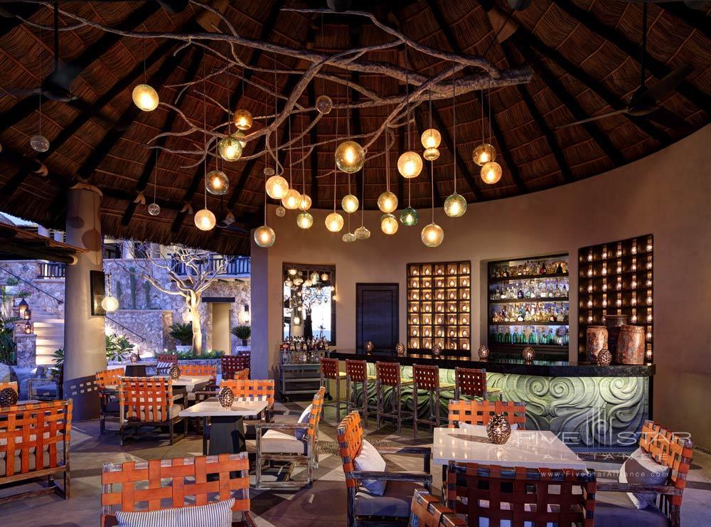 Lounge Bar at Esperanza Resort, CAbo San Lucas, Mexico