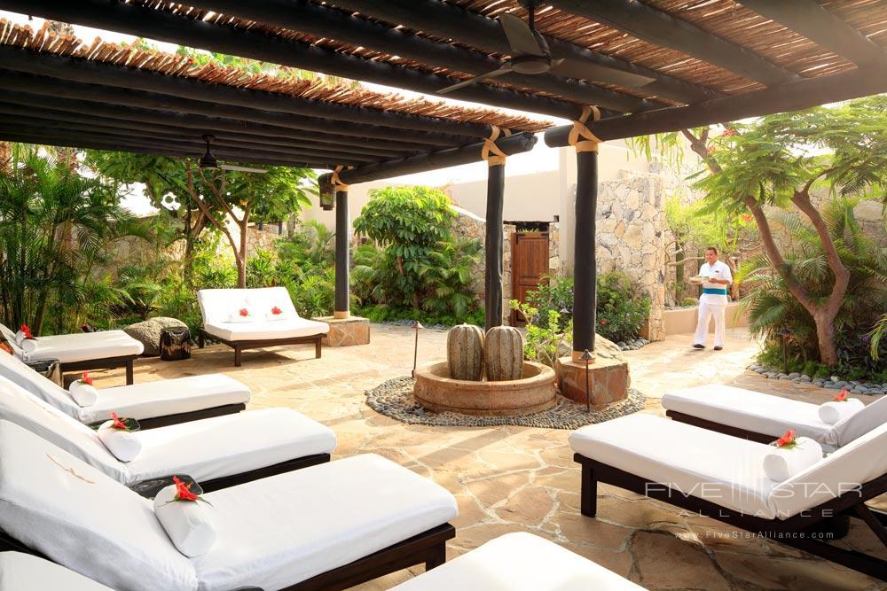 Spa Sanctuary at Esperanza Resort, CAbo San Lucas, Mexico