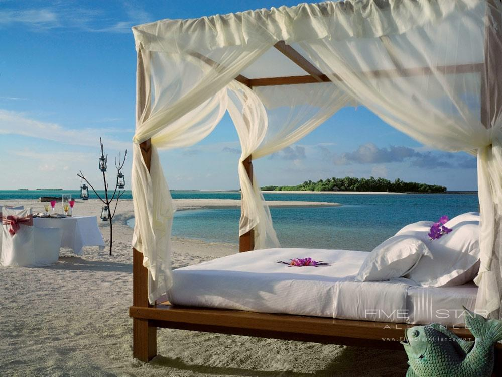 Beach Lounge at Kanuhura MaleMaldives
