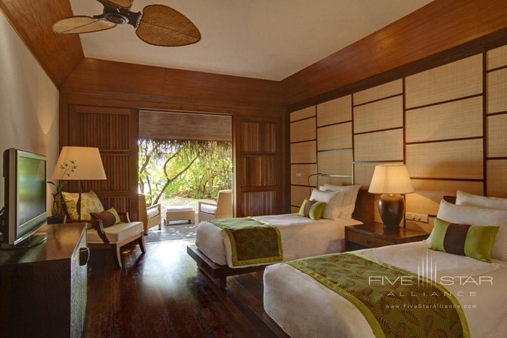 Double Guest Room at Kanuhura MaleMaldives