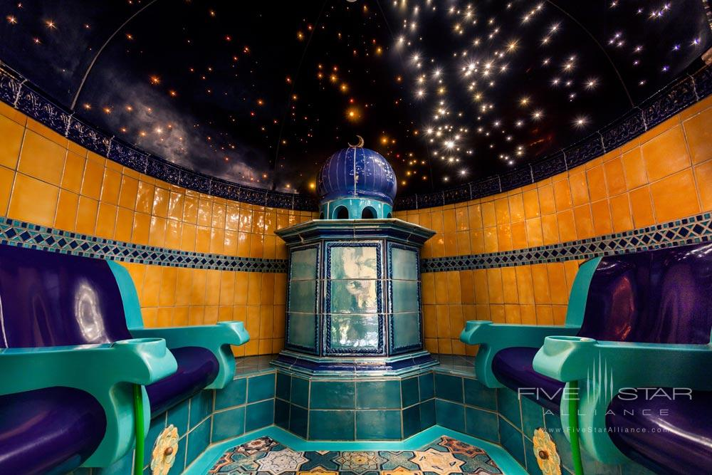 Oriental Bath at Seaside Grand Hotel Residencia