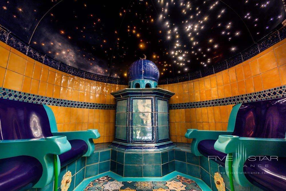 Oriental Bath at Seaside Grand Hotel Residencia