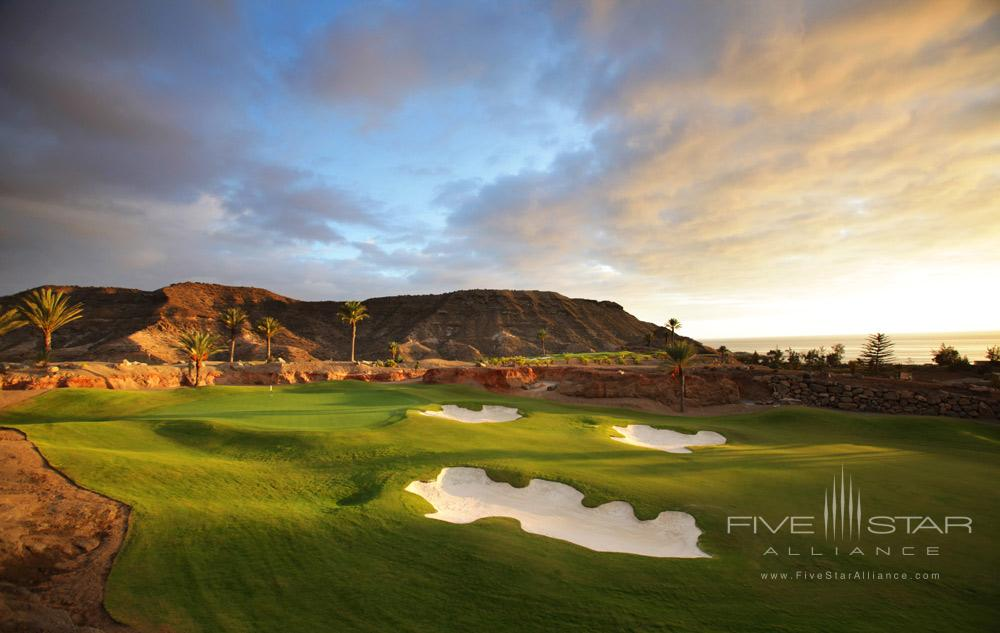 Golf at Seaside Grand Hotel Residencia