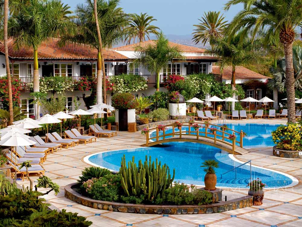 Pool by Day at Seaside Grand Hotel Residencia