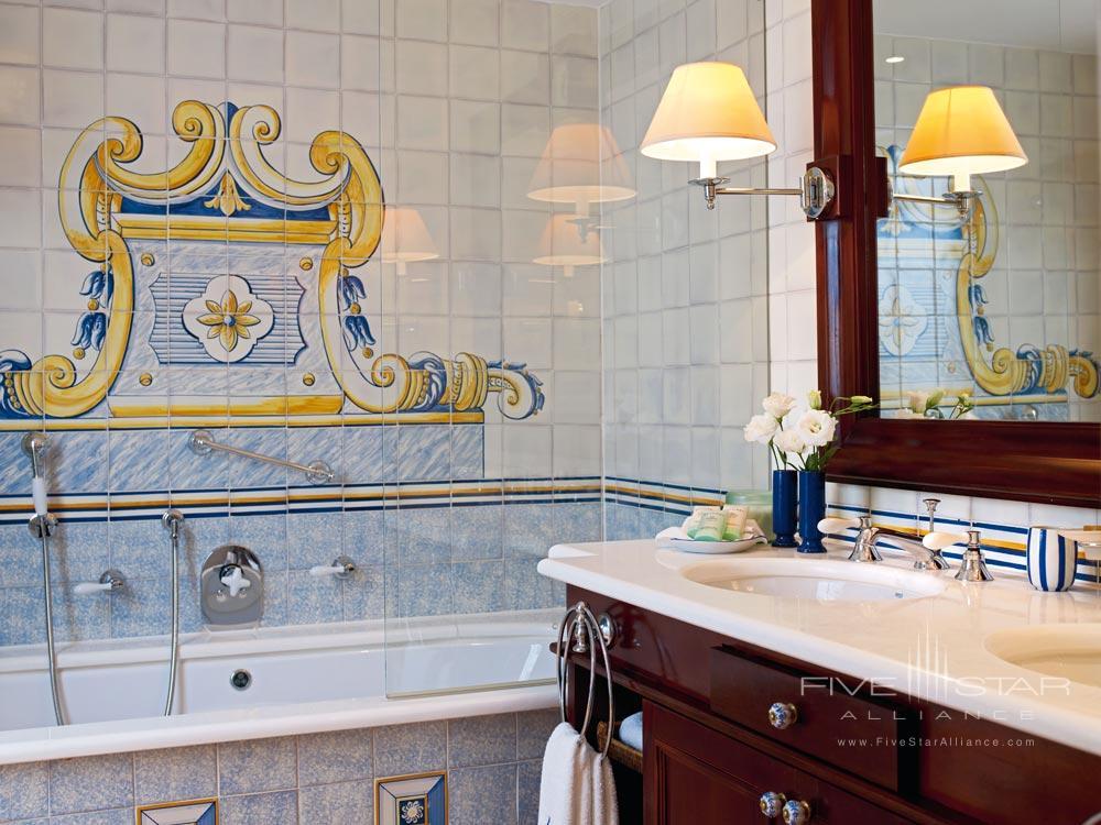 Bath at Seaside Grand Hotel Residencia