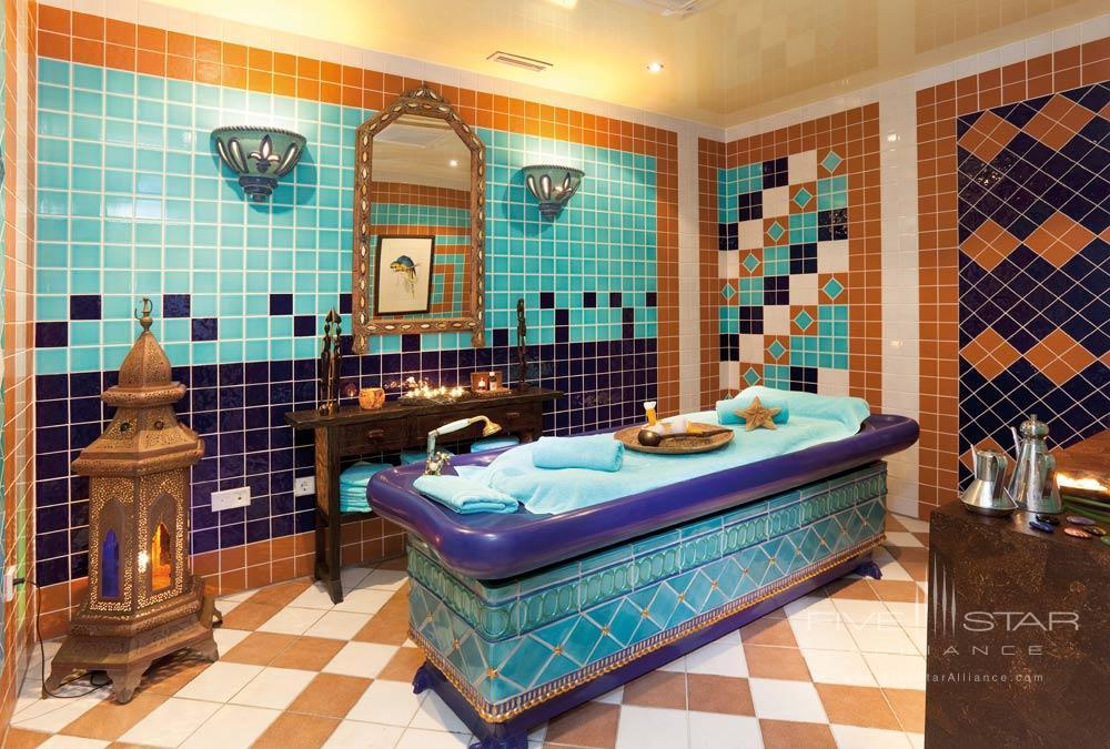 Wellness Spa at Seaside Grand Hotel Residencia