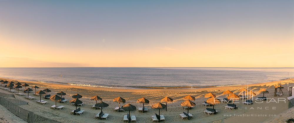 Hotel Quinta Do Lago Morning Sunset on the Beach