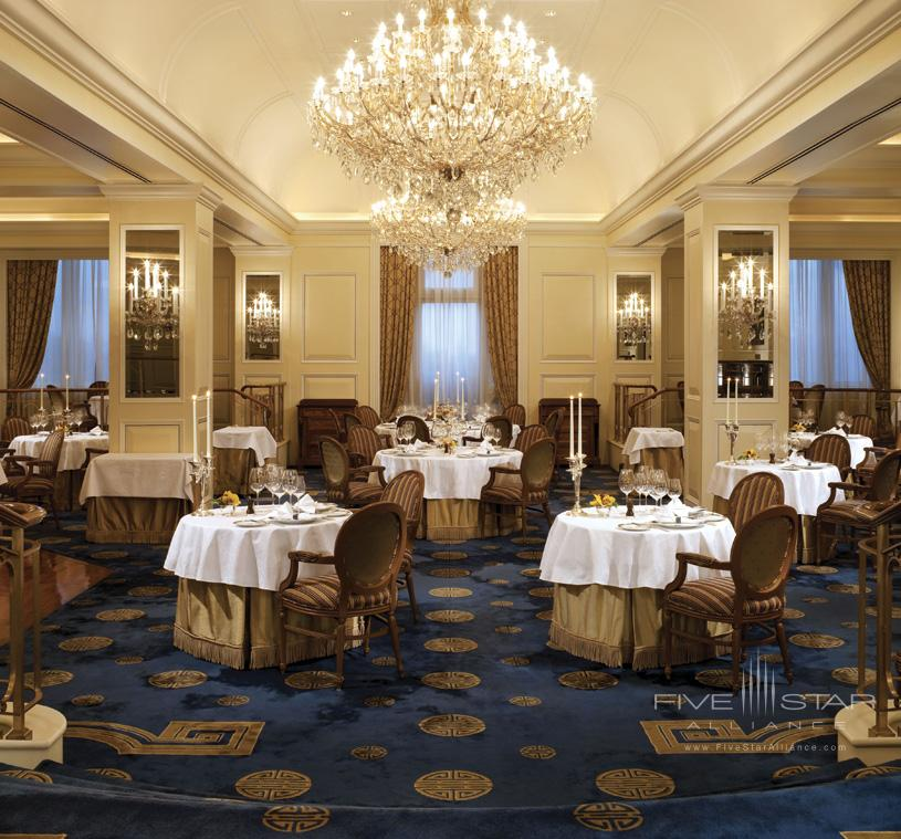 The Peninsula Hong Kong Gaddis has been renowned for French dining in Hong Kong since 1953